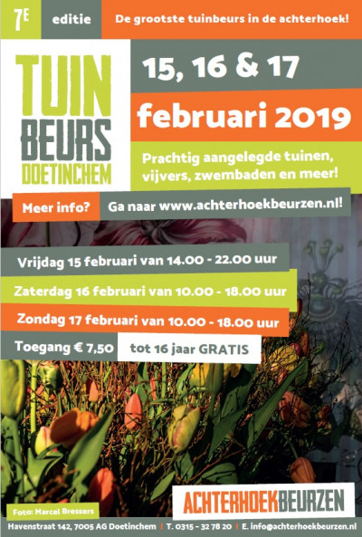 tuinbeurs-poster